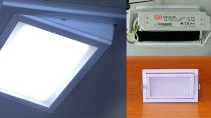 passive lighting shop lighter