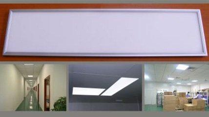 passive lighting office panel lighting