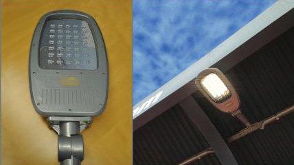 passive lighting led solar lights