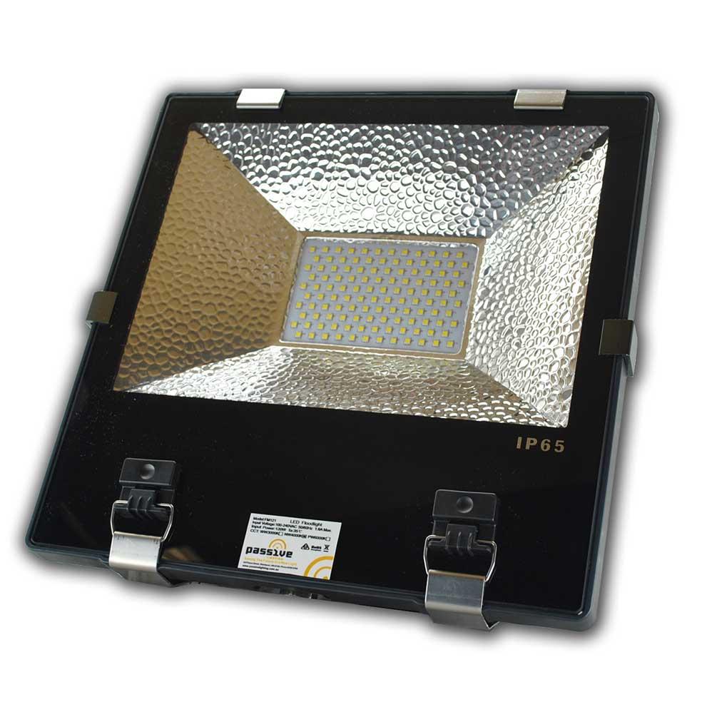 passive lighting 100w 120w and 150w led flood light