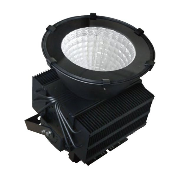 passive lighting highpowered led flood light