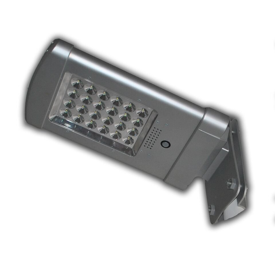 passive lighting 7w all in one street light
