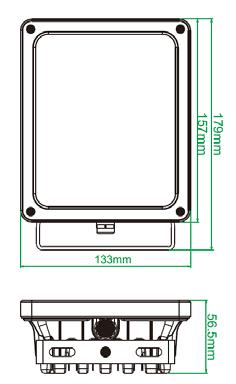 passive lighting 10w spec sheet