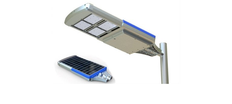 passive lighting 20w and 30w all in one street light