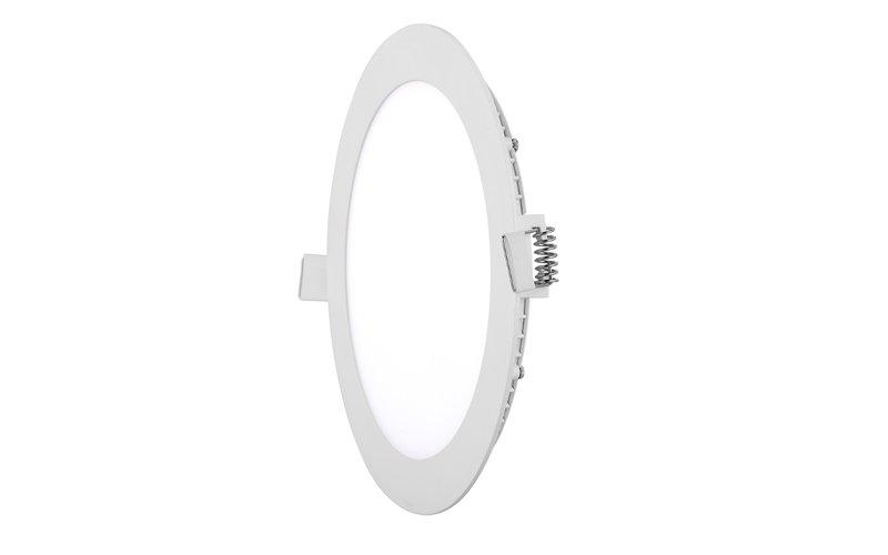 passive lighting 16w panel light 200mm round