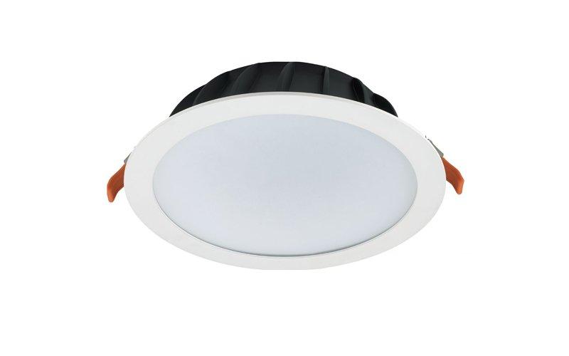 passive lighting 30w panel light 260mm round