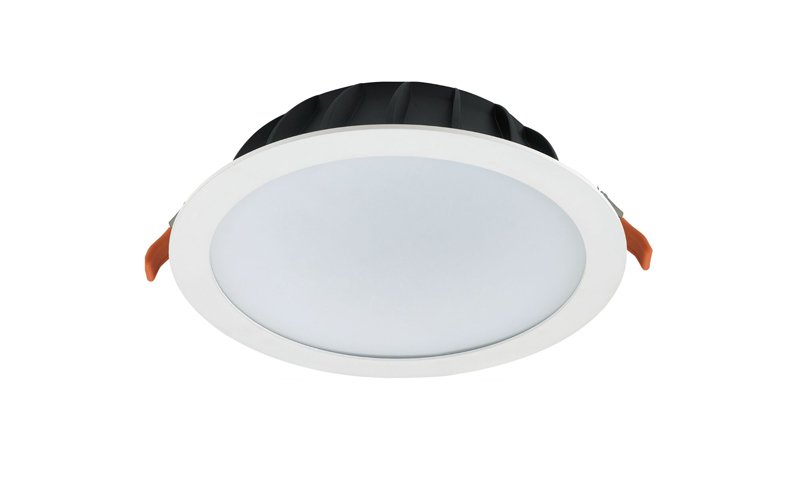 passive lighting 42w panel light 260mm round