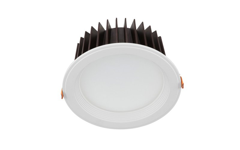 passive lighting 60w panel light 282mm round