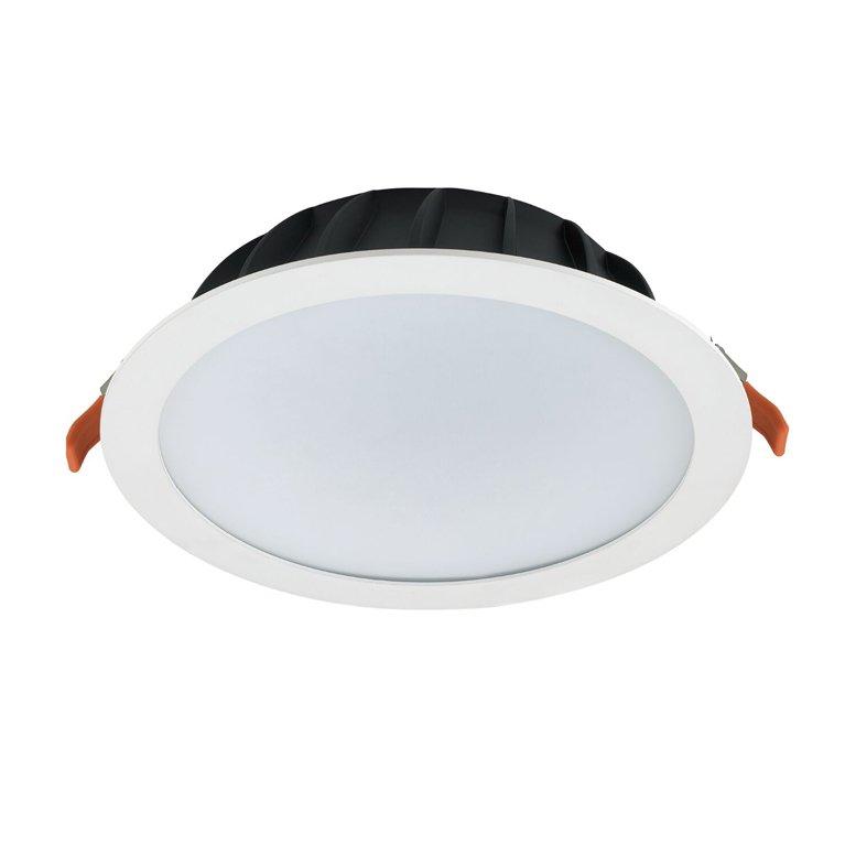passive lighting 16w panel light 200mm round thumbnail