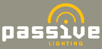 passive lighting logo large