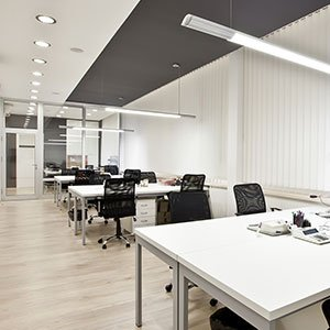 passive lighting office led lighting solutions