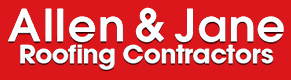 Allen and Jane Roofing logo