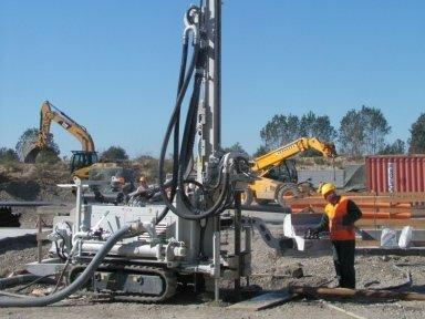 pozzi acqua, perforazione sottosuolo, lavorazione del sottosuolo