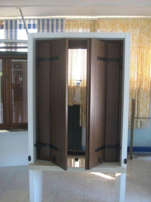 finestre di alluminio; infissi di legno - alluminio; infissi di pvc