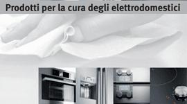 Prodotti per la cura degli elettrodomestici