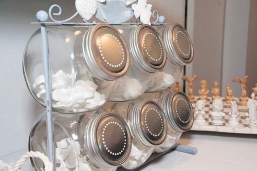 set di contenitori per idee regalo
