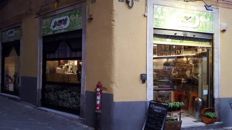 gastronomia genovese