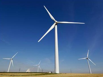 Wind mill for green energy