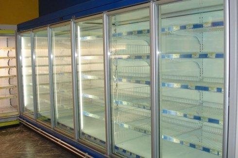 frigoriferi con porta vetro