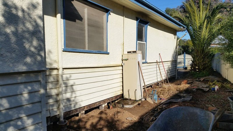 Down Under Restumping Leveling