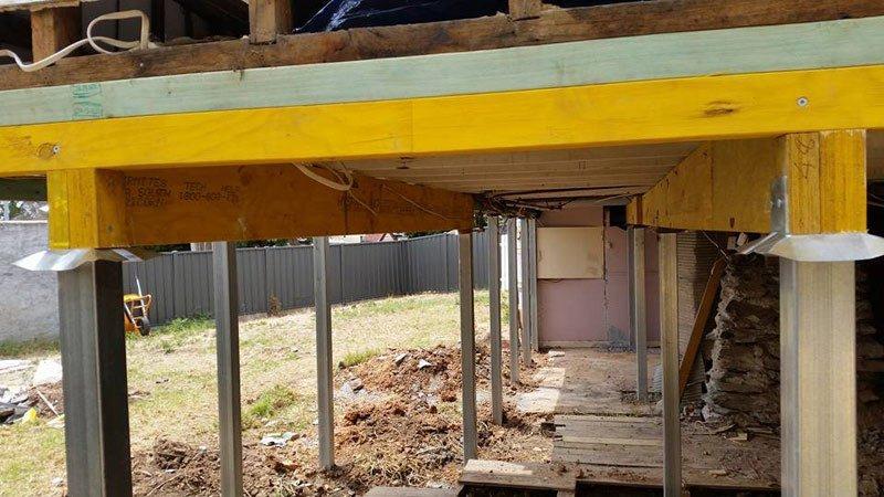 Domestic Re-levelling Service in Bendigo