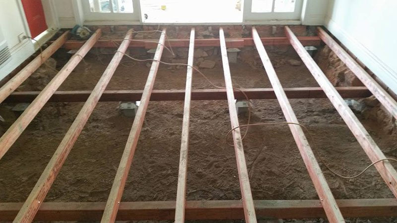 Re-levelling Service Commercial