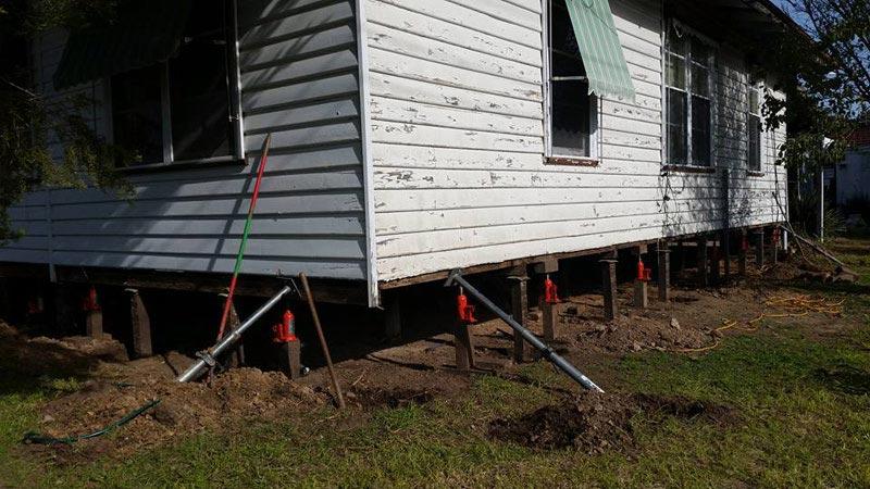 Re-levelling Service in Bendigo