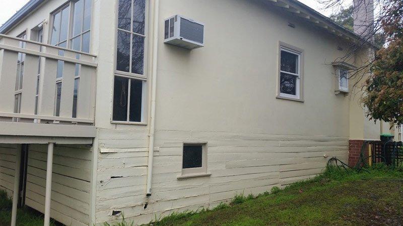 Domesticl Re-blocking in Bendigo