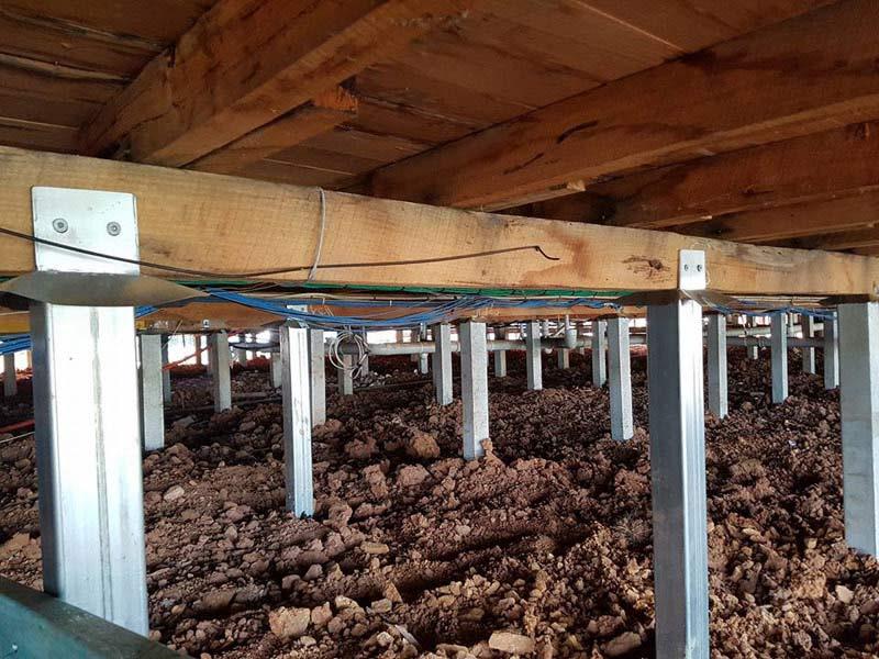 Commercial Restumping Services in Bendigo