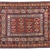 bordatura tappeto, tappeto stella otto punte, tappeto caucaso, tappeto cici, tappeto antico
