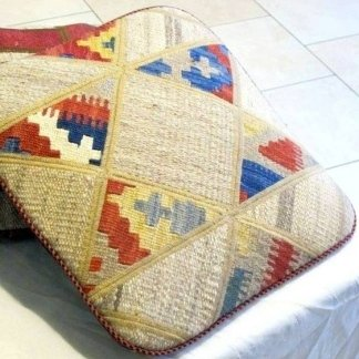 patchwork, tappeto, kilim, cuscino patchwork