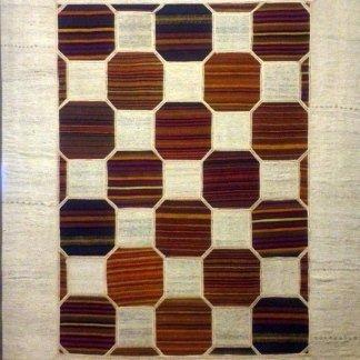 Patchwork, tappeto kilim