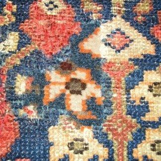 ricostruzione tappeto udine, tappeto ricostruzione telaio, restauro udine, riparazione tappeto