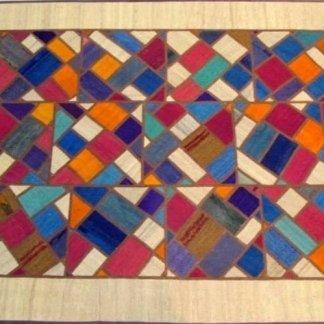 kilim, patchwork, tappeto