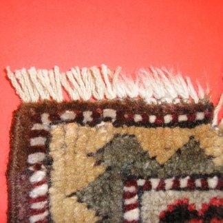 restauro tappeto moderno, riparazione udine, restauro udine,