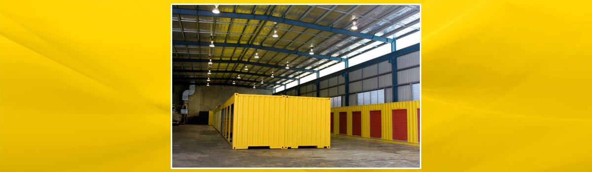budget storage and removals storage facility