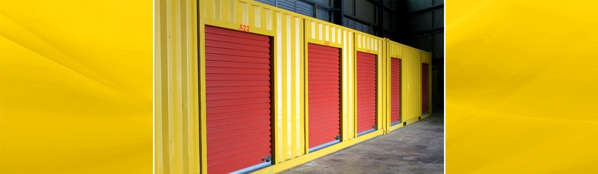 budget storage and removals secure storage units