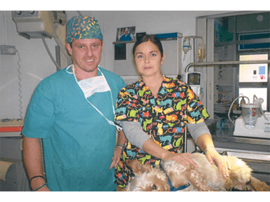 Dott. Marcello Iotti e Dott.ssa Simona Baraldi