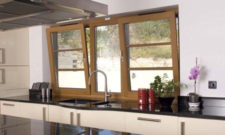 sash kitchen windows