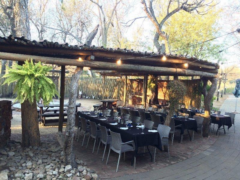 Blue Crane Restaurant and Bar Pretoria - Boma Venu