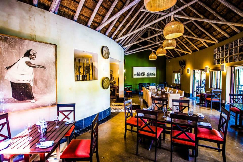 Blue Crane Restaurant and Bar Pretoria Overlooking Austin Roberts Bird Sanctuary
