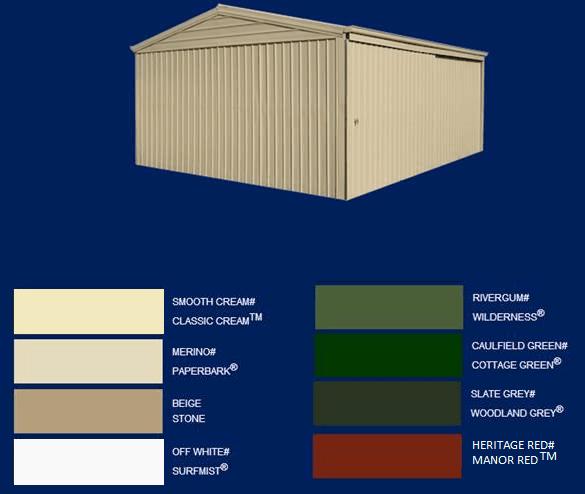 Fully customised sheds and garages  sc 1 st  Better Built Industries & Custom Garages | Athol Park | Better Built Industries | Better Built ...