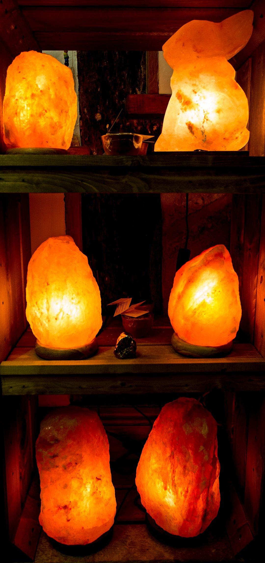 Image of Salt Lamps