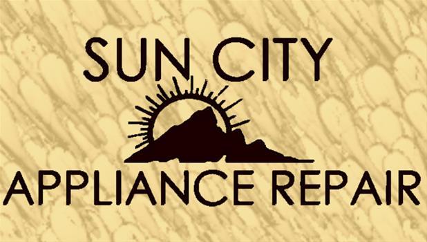 sun city appliance repair logo