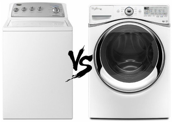 Front Load Washer Vs Top Load Washer What To Know