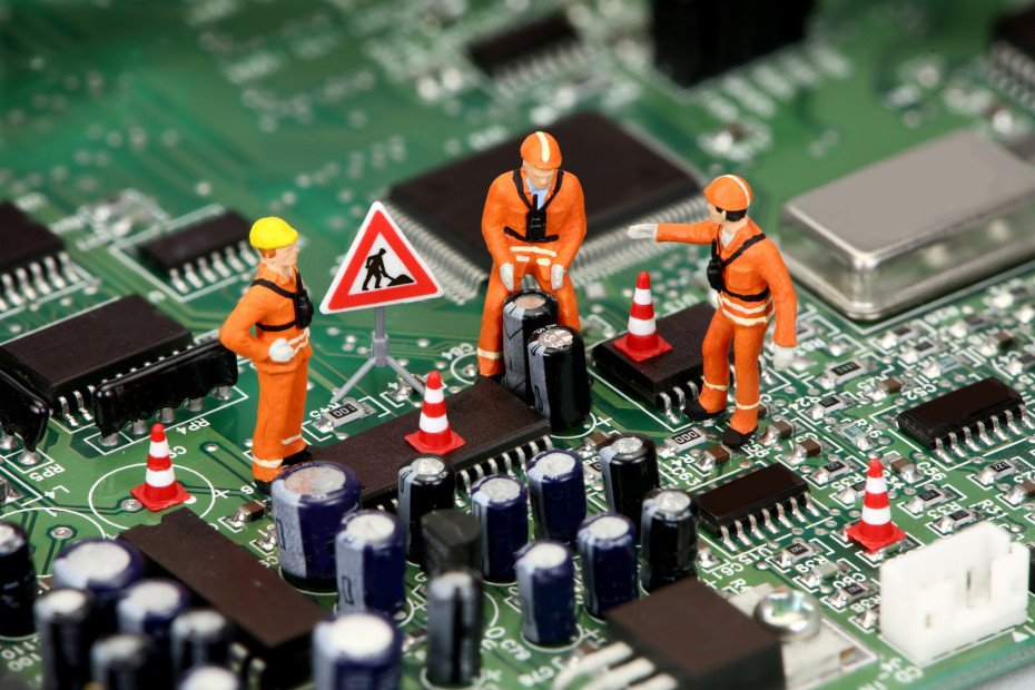 Circuit Board repair sun city appliance repair