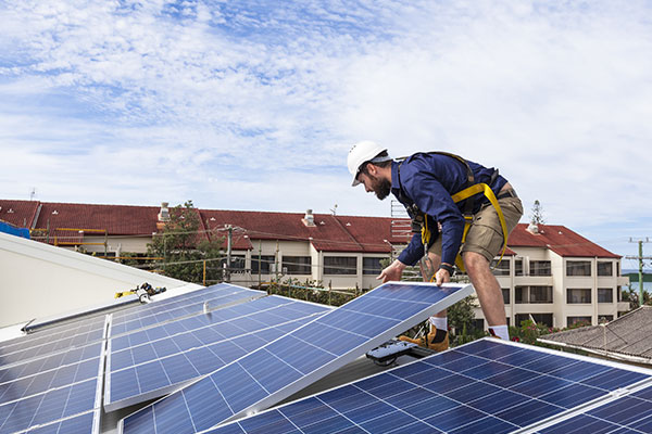 Installation of photovoltaic systems