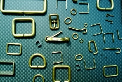 Minuterie metalliche in ottone e ferro