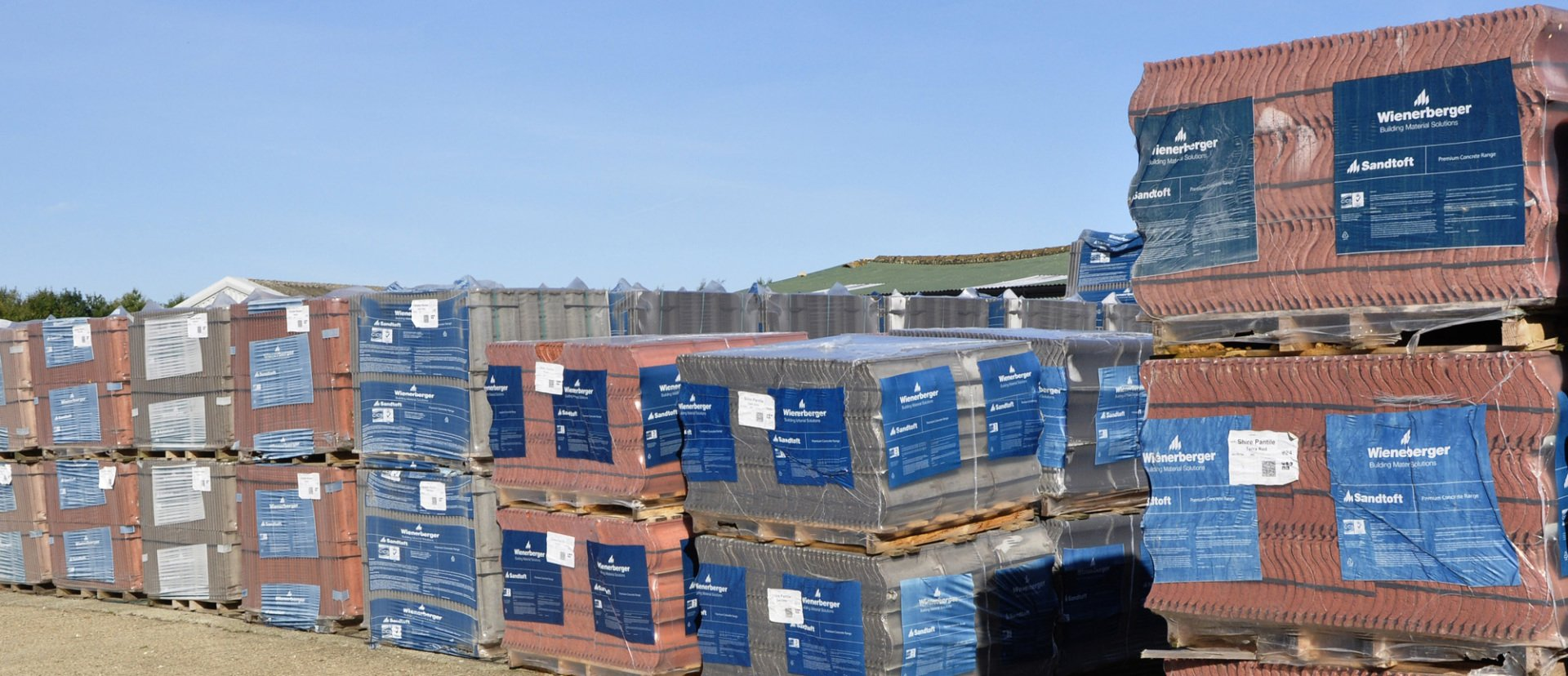 Roof Tiles From R B Watts Roofing Contractors And
