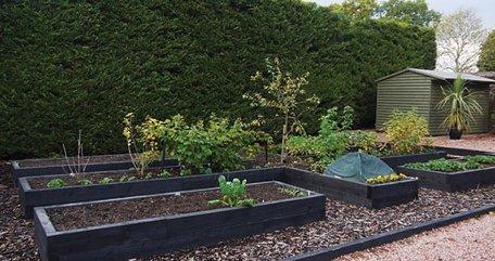 Complete gardening services